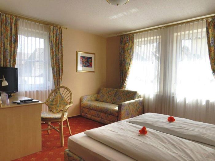 Hotel Mainaublick Unteruhldingen