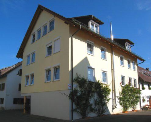Mainaublick Gästehaus Don Carlos
